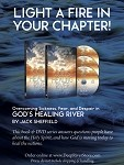 God's Healing River Book and CD Package